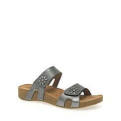 Josef Seibel - Metallic 'Tonga' womens casual sandals