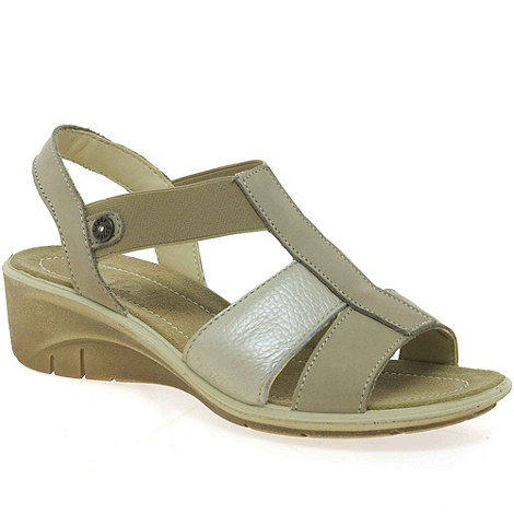 Van Dal - Beige +Chino+ Womens Casual Sandals