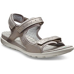 Ecco - Black 'Jab' womens casual sandals