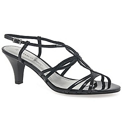 Marco Tozzi - Black Ivah women's dress sandals
