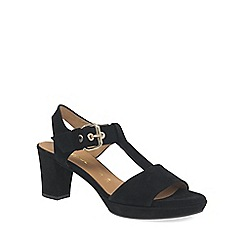 Gabor - Black 'Clover' Womens Modern Sandals