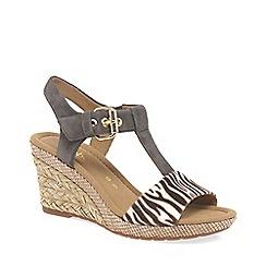 Gabor - Beige 'Karen' womens modern sandals