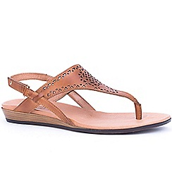 Pikolinos - Brown 'Anya' womens sandals