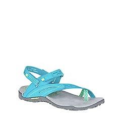 Merrell - Turquoise 'Terran Convertible II' Womens Sandals