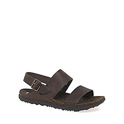 Merrell - Brown 'Around Town Backstrap' Womens Sandals