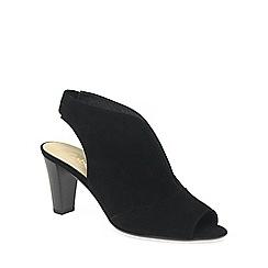 Gabor - Black 'Range' Womens Sandals