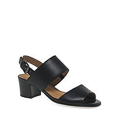 Gabor - Black 'Avila' Womens Sandals