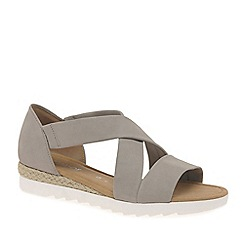 Gabor - Beige 'Promise' womens sandals
