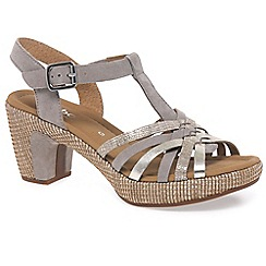 Gabor - Beige 'Cheri' Womens Sandals