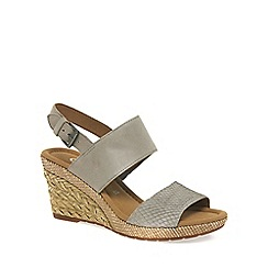 Gabor - Beige 'Anna' Womens Sandals