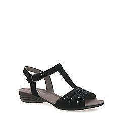 Gabor - Black 'Spectacular' Womens Sandals
