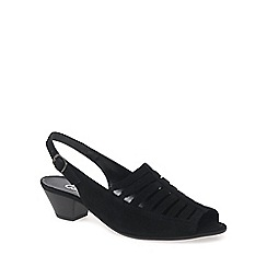 Gabor - Black 'Couper' Womens Sandals