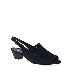 Gabor - Navy 'Couper' Womens Sandals