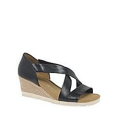 Gabor - Black 'Lisette' Womens Sandals