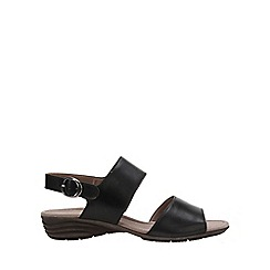 Gabor - Black 'Prosper' Womens Casual Sandals