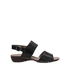 Gabor - Black 'Prosper' Womens Casual Sandals