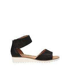 Gabor - Black 'Penny' Womens Sandals