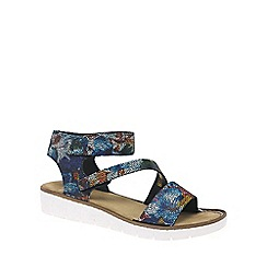 Rieker - Multi Coloured 'Calabria' Womens Casual Sandals