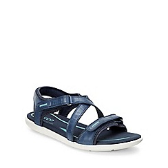 Ecco - Navy 'Bluma' Womens Sandals