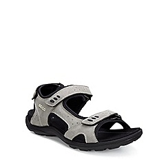 Ecco - Light grey 'Kana' Womens Sandals