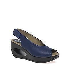 Fly London - Blue 'Hatt' Womens Casual Sandals