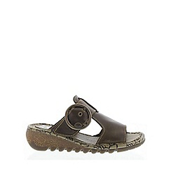 Fly London - Olive 'Tute' Womens Casual Sandals