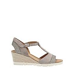 Gabor - Beige 'Runcorn' Womens Sandals