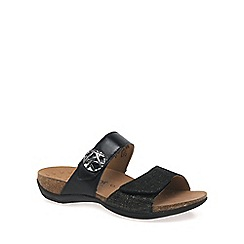 Gabor - Black 'Shani' Womens Sandals