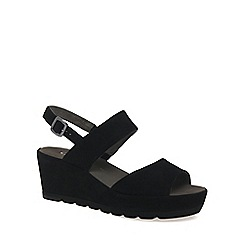 Gabor - Black 'Study' Womens Sandals