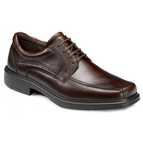 Ecco - Brown Kumpala Lace Up Shoes
