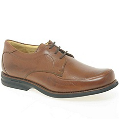 Anatomic Gel - Tan New Recife Formal Lace Ups