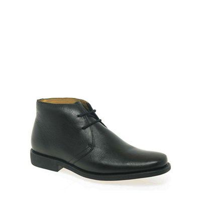 Anatomic Gel Black Londrina Lace Up Boots - . -