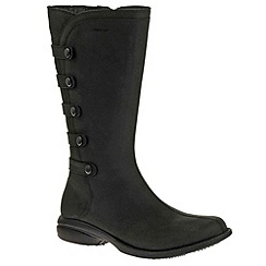 Merrell - Black 'Captiva Launch 2' Waterproof Womens Long Boots