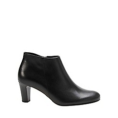 Gabor - Black 'Bewitch' womens ankle boots