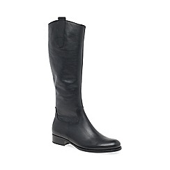Gabor - Black Brook S Womens Long Boots