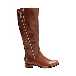 Gabor - Brown Dawson M Womens Long Boots