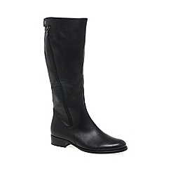 Gabor - Near black 'Dawson M' Womens Long Boots