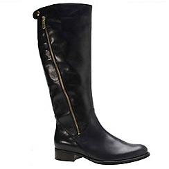 Gabor - Navy Dawson M Womens Long Boots