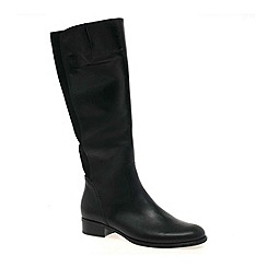Gabor - Black 'Burwood' womens long boots