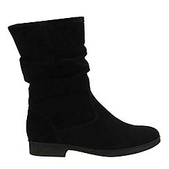 Gabor - Black 'Dolce' womens ankle boots