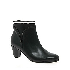 Gabor - Black 'Onida' Womens Ankle Boots