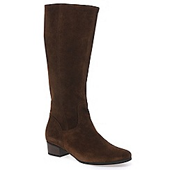 Gabor - Tan 'Toye' womens long boots