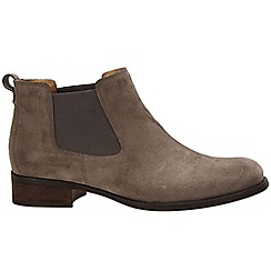Gabor - Grey 'Zodiac' womens ankle boots
