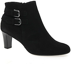 Gabor - Black Kathleen Ankle Boots
