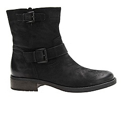 Gabor - Black 'Complete' womens ankle boots