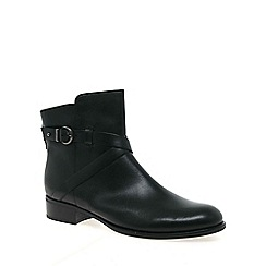 Gabor - Black 'Nightingale' Womens Ankle Boots