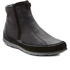 Ecco - Black 'Cayla' Womens Ankle Boots