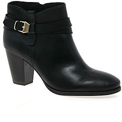 Marco Tozzi - Black 'Milly' Womens Ankle Boot