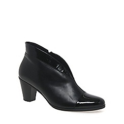 Gabor - Black 'Enfield' Womens Ankle Boots