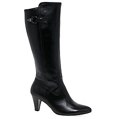 Gabor - Black 'Hooray' womens modern long boots